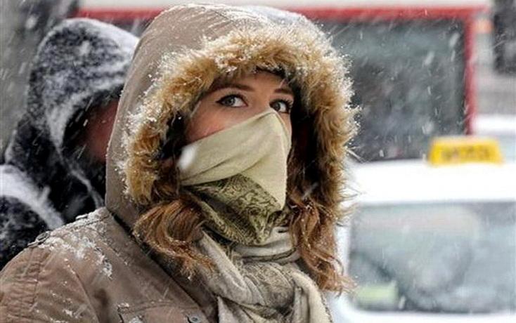 Επιδείνωση του καιρού με πυκνές χιονοπτώσεις και παγετό - Οδηγίες για τη λήψη μέτρων αυτοπροστασίας