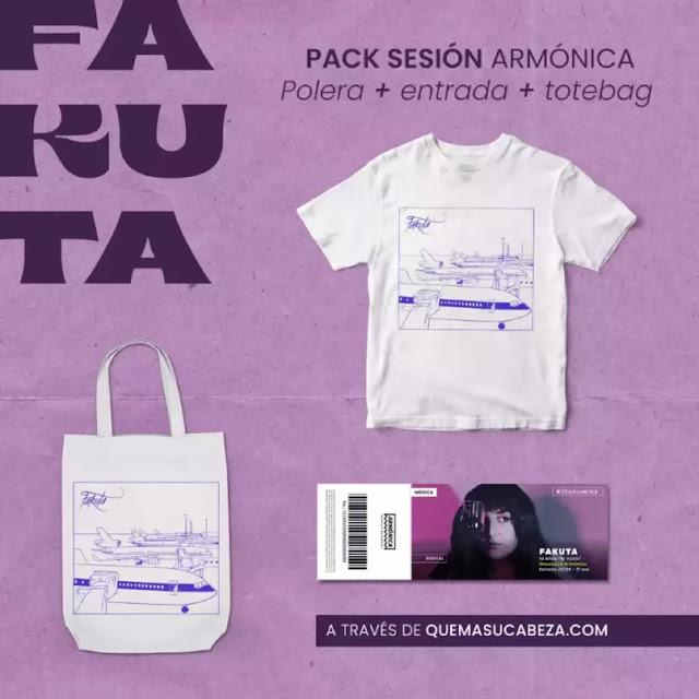 """Fakuta conmemora 10 años de su álbum debut """"Al Vuelo"""" con sesión online música chilena musica chilena"""