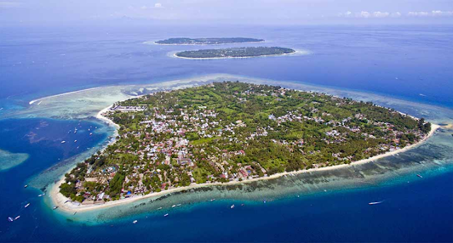 Tempat Rekreasi Hits Dan Terkenal Di Lombok