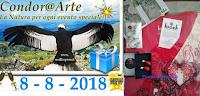 Logo Condor@Arte: conto alla rovescia e fra poche ore inaugurazione con coupon da 10€ omaggio, regali e sorprese!
