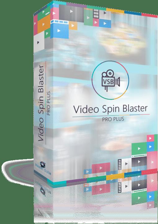 Video Spin Blaster Pro Plus v2.36 Download Grátis