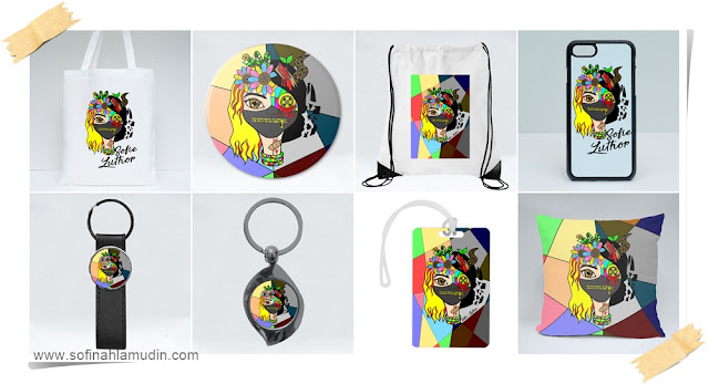 Design Baju Sendiri - Design Your Own Gifts
