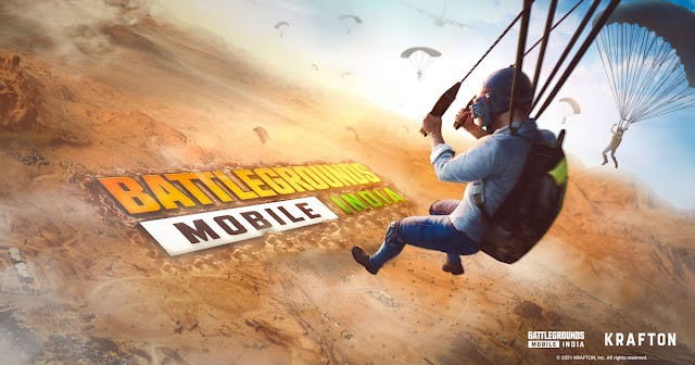 BATTLEGROUNDS MOBILE INDIA Pre Registration , Launch Date , App Size.....