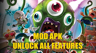 Download Zombie Tsunami v4.2.1 MOD APK Unlimited Diamond, Coins & Money