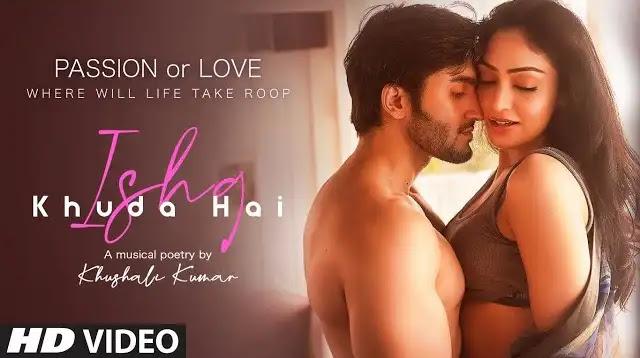 Ishq Khuda Hai Lyrics - Khushali Kumar | T-Series