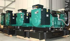 أنواع محطات التوليد