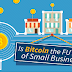 Is it Bitcoin The Future of Small Businesses? #infographic