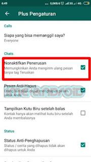 kelebihan dan download Whatsapp Plus