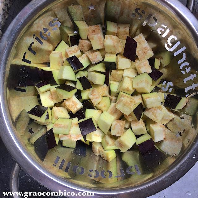 eggplant vegan strogonoff