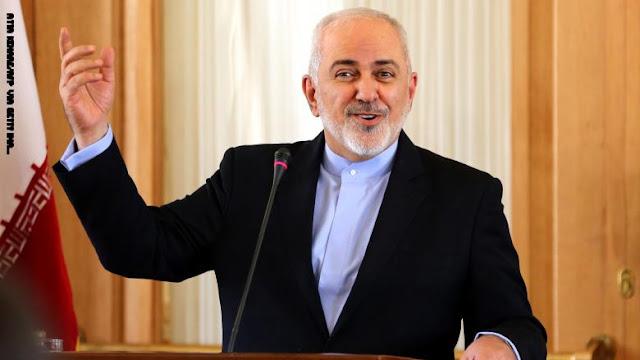ظريف: إيران لم تطلب إخراج القوات الأمريكية من العراق