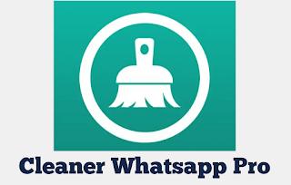 Cleaner Whatsapp Pro atau Pembersih Berkas Memori Whatsapp Terampuh