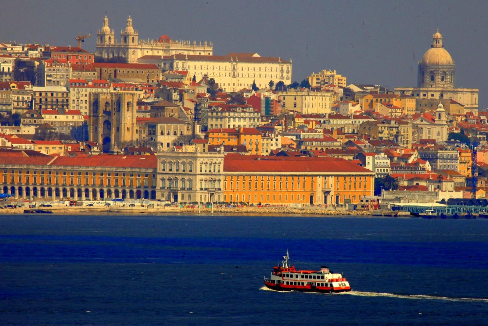 Quando viajar para Lisboa