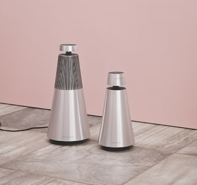 bang & olufsen beosound 1 and beosound 2