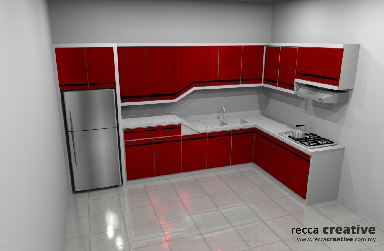 Kitchen Cabinet At Batu Pahat