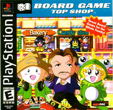 Board Game - Top Shop - PS1 - ISOs Download