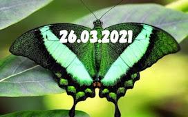 Нумерология и энергетика дня: что сулит удачу 26 марта 2021 года