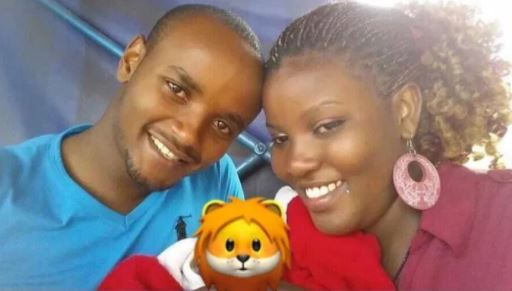 Kabi WaJesus  with his alleged sired cousin photo