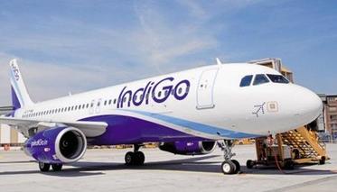 IndiGo, India's largest airlines,