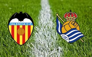 Валенсия – Реал Сосьедад смотреть онлайн бесплатно 17 августа 2019 прямая трансляция в 20:00 МСК.