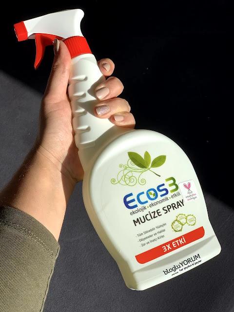 ecos3 mucize sprey kullananlar