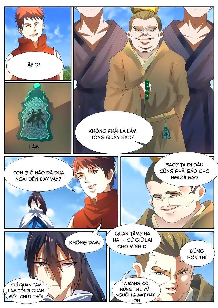 Ngự Thiên chap 11 - Trang 10