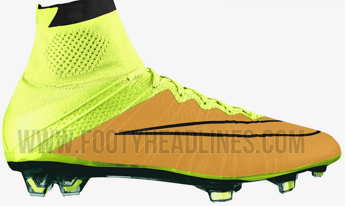 812198758 ... greece gold volt nike mercurial superfly leather 2015 2016 boots leaked  538fb 2cd0f
