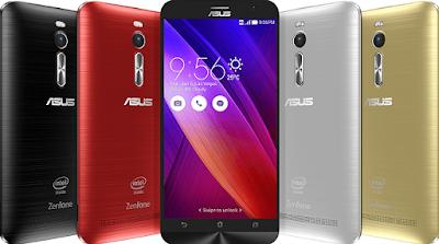Cara Upgrade Asus Zenfone ke Marshmallow (Android 6.0)