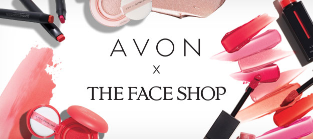 Avon Announcement Avon X The Face Shop - Avon Rep Info - Avon Customers!