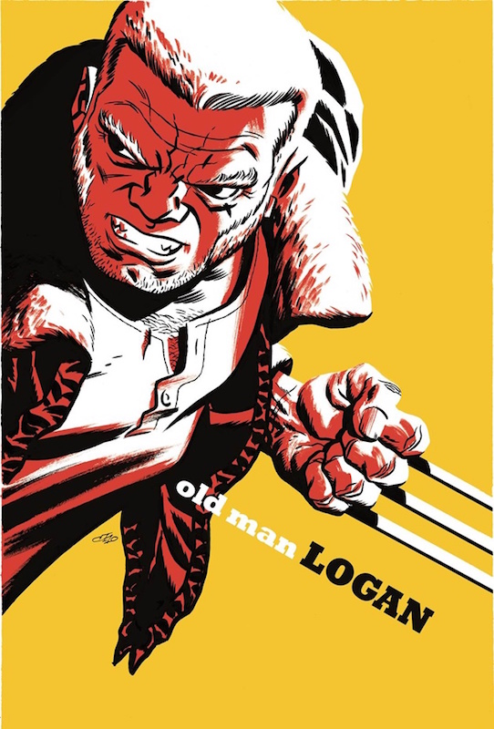 Old Man Logan by Michael Cho.