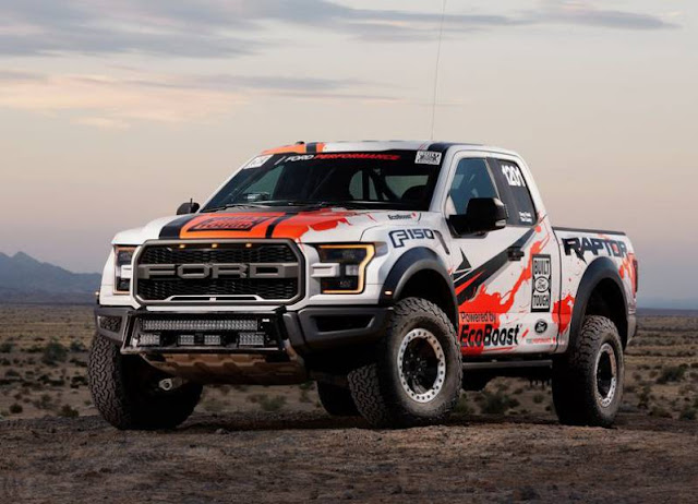 2017 Ford F-150 Raptor Reviews and Price