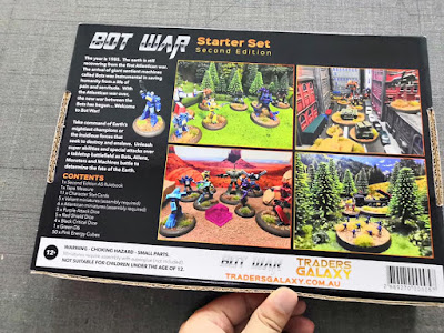 Preorder The Bot War Second Edition Starter Set picture 2