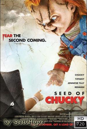 La Semilla De Chucky [2004] [Latino-Ingles] HD 1080P  [Google Drive] GloboTV