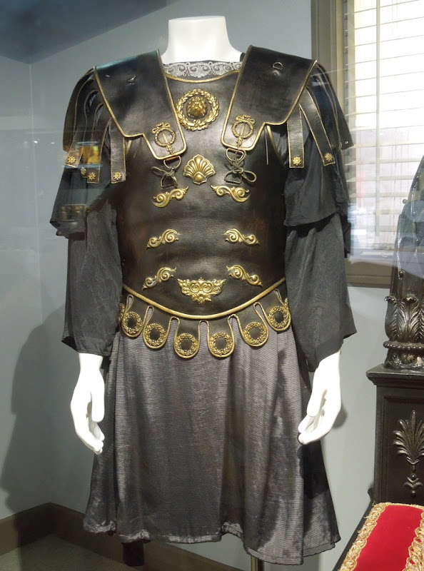 Emperor Commodus Gladiator movie costume