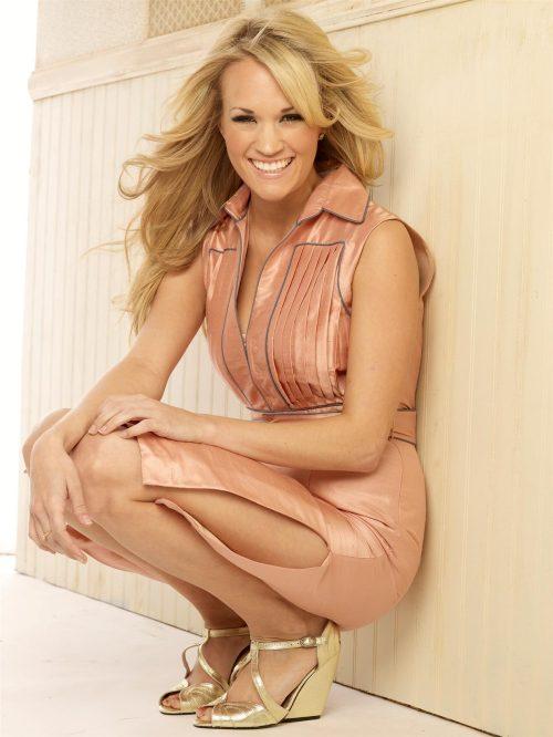 Carrie underwoods clit