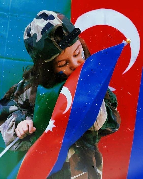 Azerbaycan Cumhuriyetinin Devlet Bayrağı Gününe Özel Profil Ve Kapak Fotoğrafları