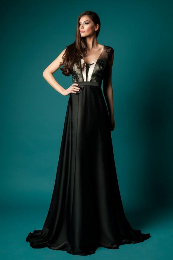 Bonitos vestidos de noche | Moda y Tendencia Femenina
