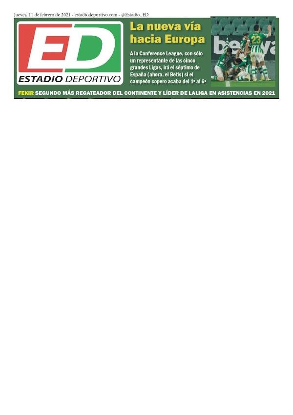 """Betis, Estadio Deportivo: """"La nueva vía hacia Europa"""""""