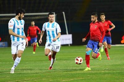 موعد مباراة الاهلى وبيراميدز في كأس مصر
