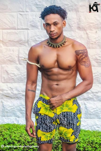 2018 Mister Africa International Result