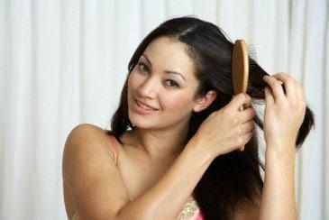 rambut rontok saat hamil