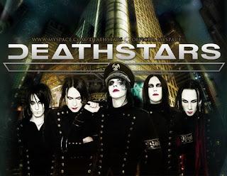 Photo des membres de Deathstars