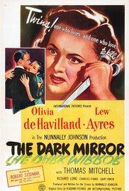 Watch The Dark Mirror Online Free 1946 Putlocker