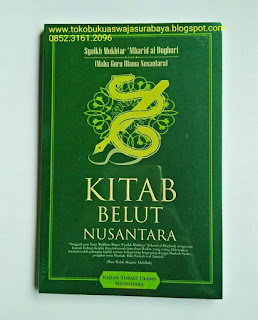 Kitab Belut Nusantara Toko Buku Aswaja Surabaya