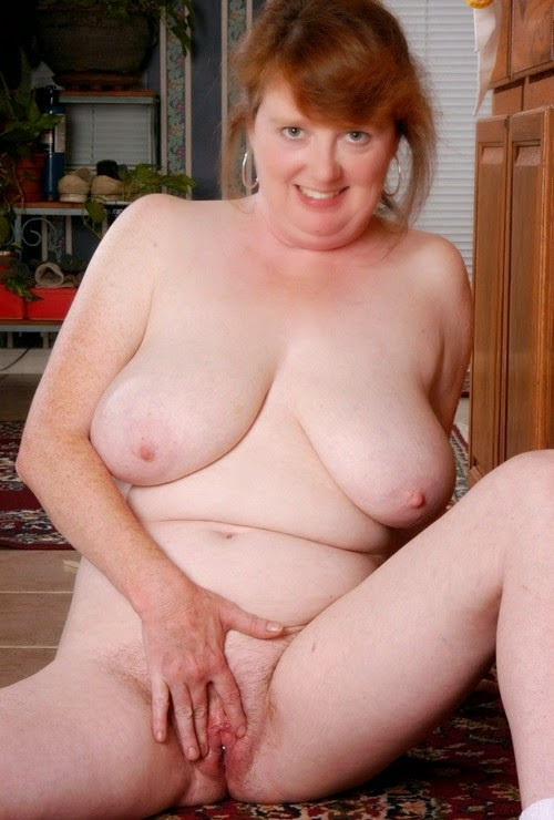 Sexy Plump Mature Women