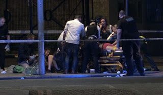 Και Έλληνας τραυματίας στην επίθεση στο Λονδίνο. (ΒΙΝΤΕΟ)
