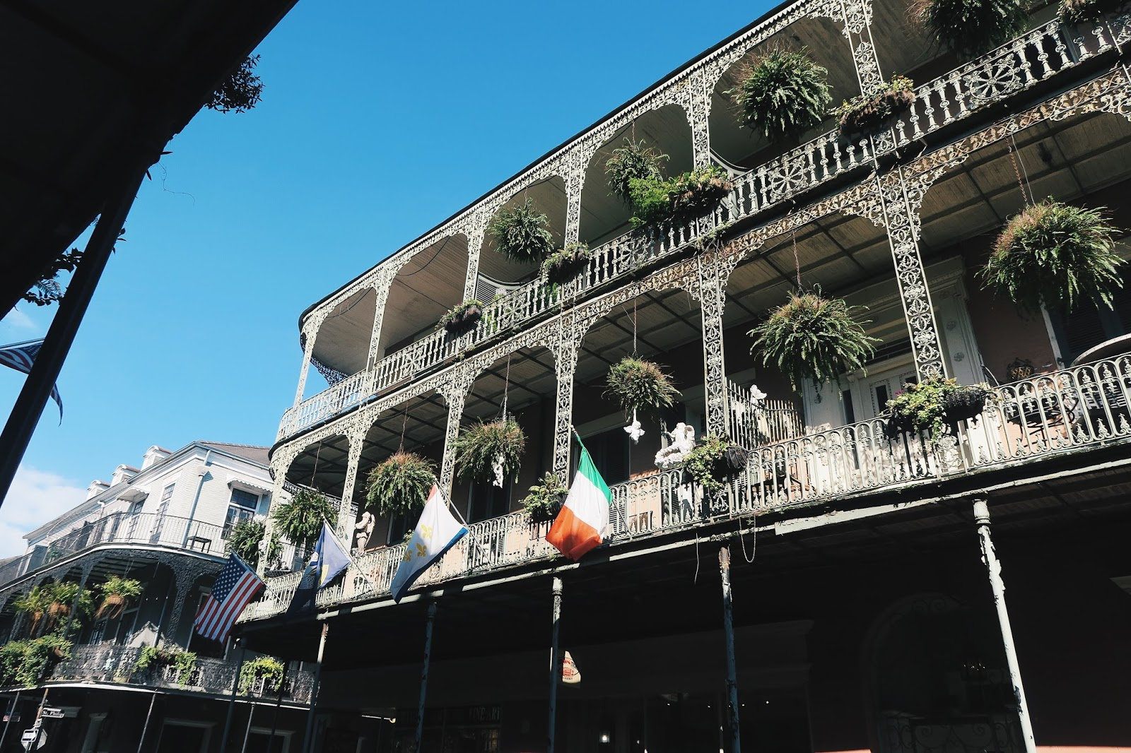 FRENCH QUATER NEW ORLEANS