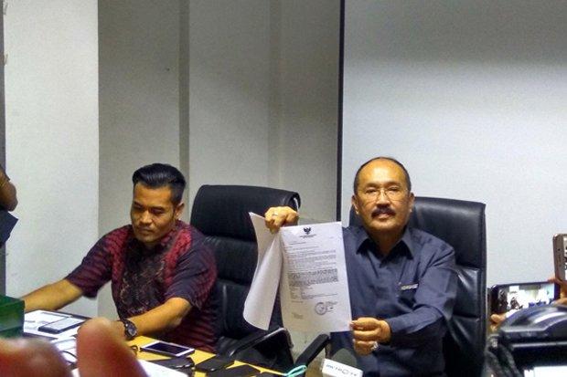 Ini Alasan Kuasa Hukum Novanto Laporkan Pimpinan dan Penyidik KPK