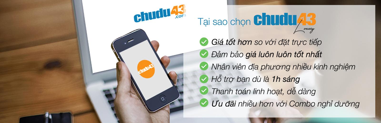 Tại sao chọn Chudu43.com
