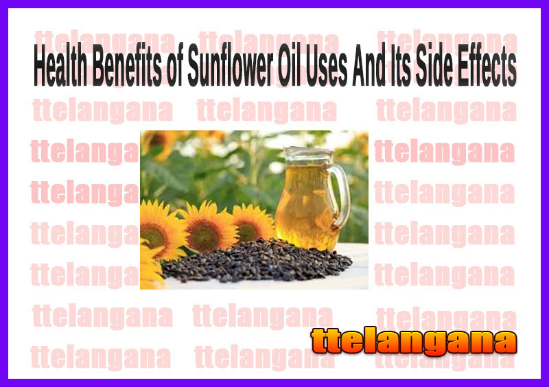 benefits-of-sunflower-oil-and-its-side-effects