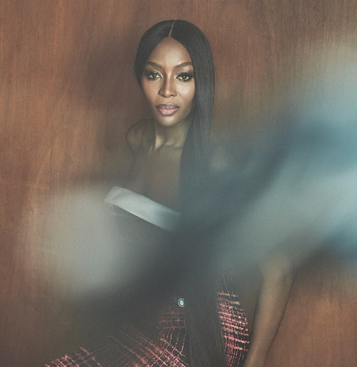Naomi Campbell reveals she's 'not yet' ready to become a mother as she discusses life as a single lady at 49